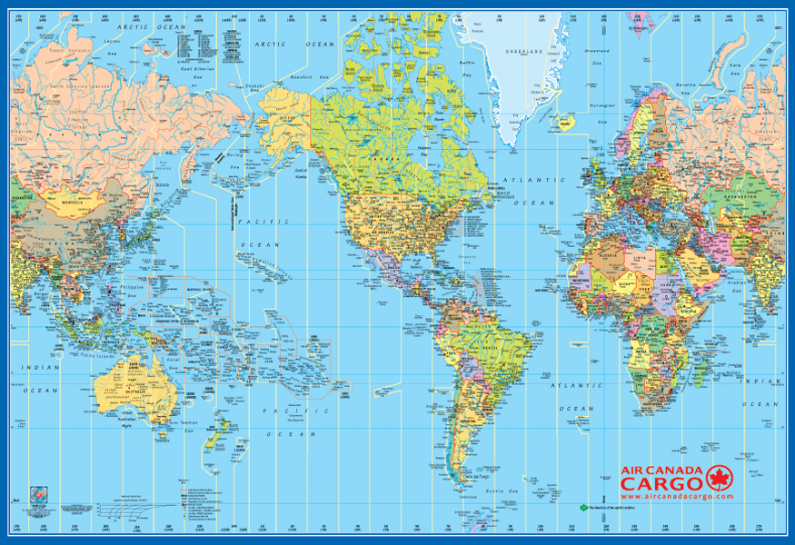GABELLI US INC V Ring Binder Map USA World Maps World Map - Usa on a world map
